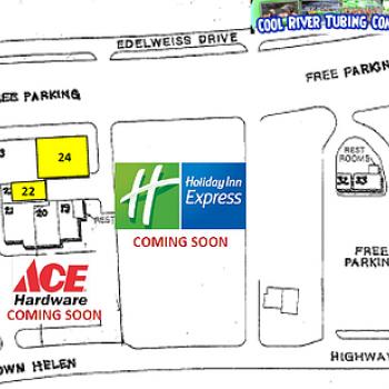 Alpine Village Shoppes stores plan