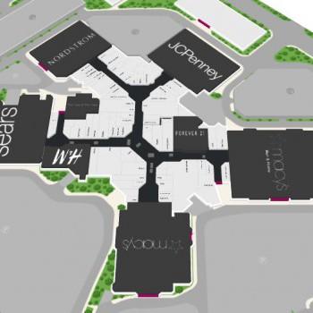Brea Mall stores plan
