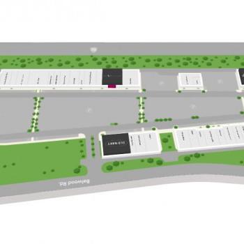 Calhoun Outlet Marketplace stores plan