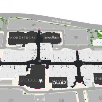 Fashion Valley stores plan