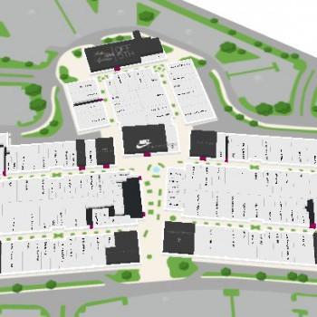 Houston Premium Outlets stores plan