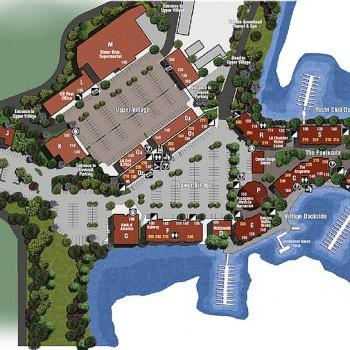Lake Arrowhead Village stores plan