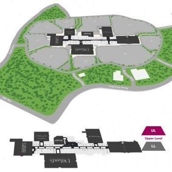 Lakeline Mall stores plan