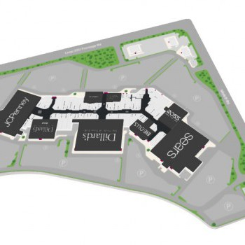 Midland Park Mall stores plan