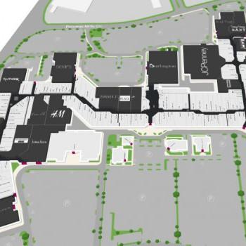 Potomac Mills stores plan