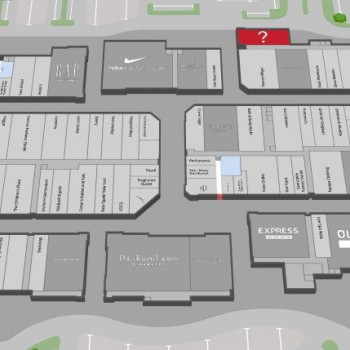 Tanger Outlets Fort Worth, TX stores plan